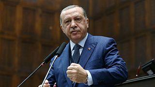 Helyszín nélkül maradhat a török elnök