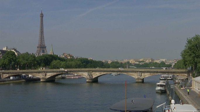 Sıcak hava Avrupa'yı kasıp kavuruyor