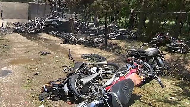 Афганистан вновь мишень для террористов