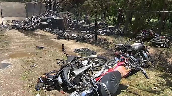 Al menos 34 muertos en un atentado con coche bomba en Afganistán