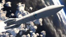 ArianeGroup launched at Paris Air Show amidst fierce competition
