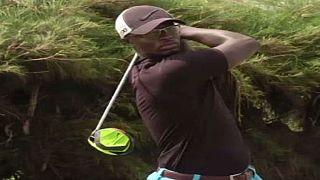 Samba Niang, espoir du golf sénégalais