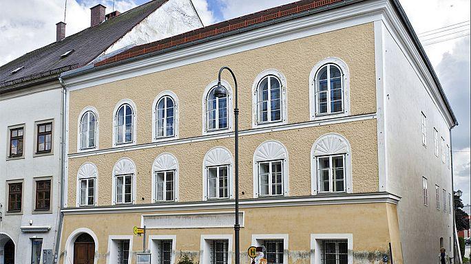 قرار المحكمة الدستورية النمساوية بهدم المنزل، مكان ميلاد هتلر