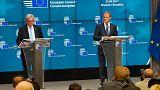 نشست سران اروپایی؛ طرح مشترک دفاعی و ادامه تحریمها علیه روسیه محور اصلی گفتگوها در روز اول
