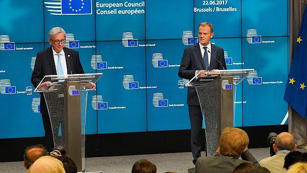 Avrupalı liderler savunma alanında kalıcı işbirliği konusunda anlaştı
