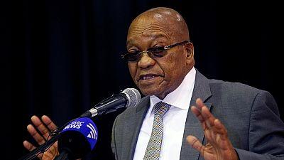 Afrique du Sud/Vote de défiance : Zuma trouve la décision de la Cour constitutionnelle ''injuste''