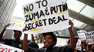 South Africa will go through with nuclear expansion plans - Zuma