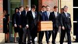 Thousands attend funeral for Otto Warmbier