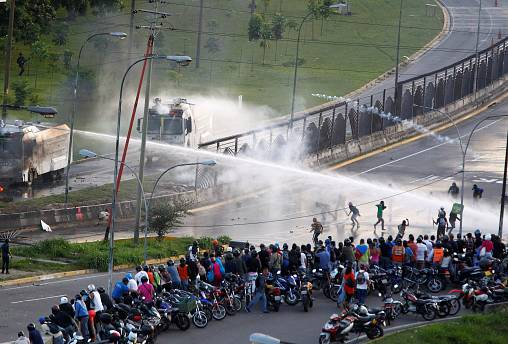 Νεκρός διαδηλωτής στο Καράκας