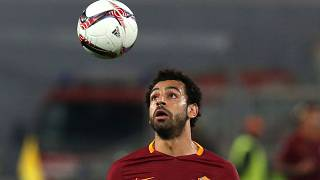 Roma: Salah ceduto al Liverpool