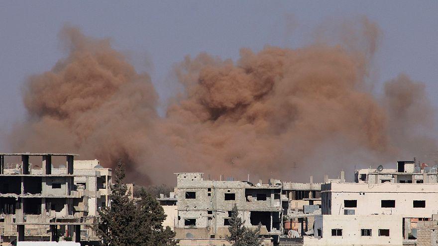"""اتفاق """"تخفيف التوتر"""" في سوريا يكشف خريطة التواجد الأجنبي"""