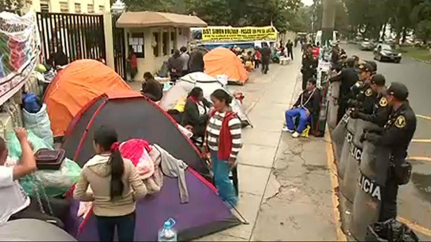 Des enfants meurent du plomb : état d'urgence au Pérou