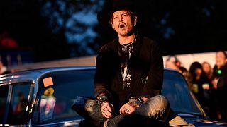 Johnny Depp reißt fiesen Trump-Witz