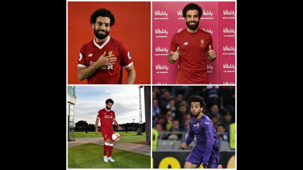 Szalah már a Liverpool játékosa