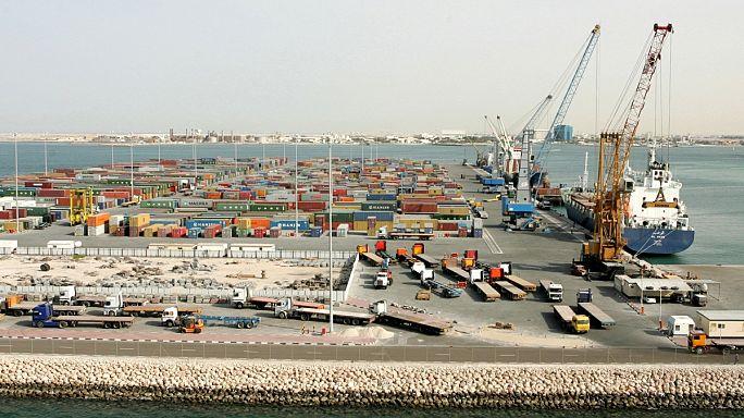 قطر: ايران ترسل اليها 1100 طن من الخضراوات والفواكه يومياً