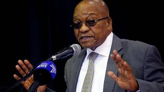 Zuma says South Africa's recession will end soon