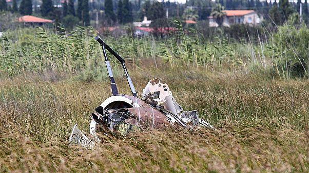 Τραγωδία με πτώση ελικοπτέρου στον Σχοινιά