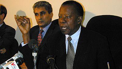Botswana : mort de l'ancien président Ketumile Masire (entourage)