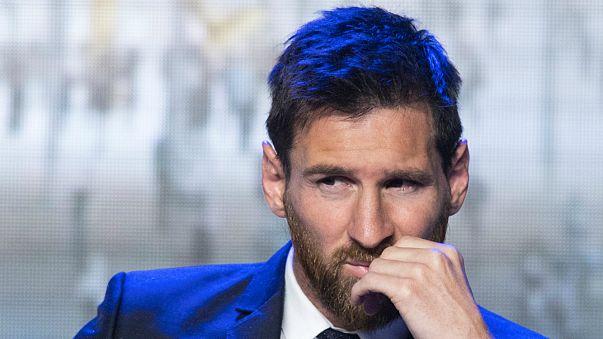Fisco espanhol aceita trocar prisão de Leo Messi por multa de 252 mil euros