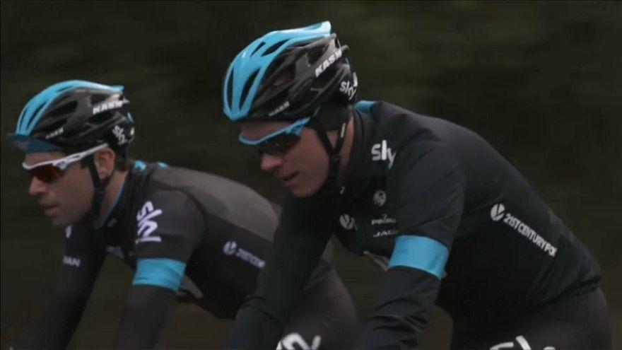 Chris Froome veut son Tour de France