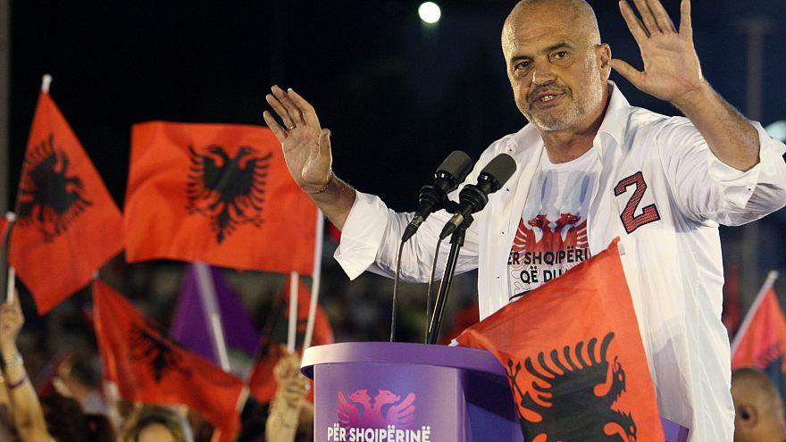 Albanien vor einer Schicksalswahl