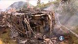 Brasil: acidente com autocarro faz mais de 20 mortos
