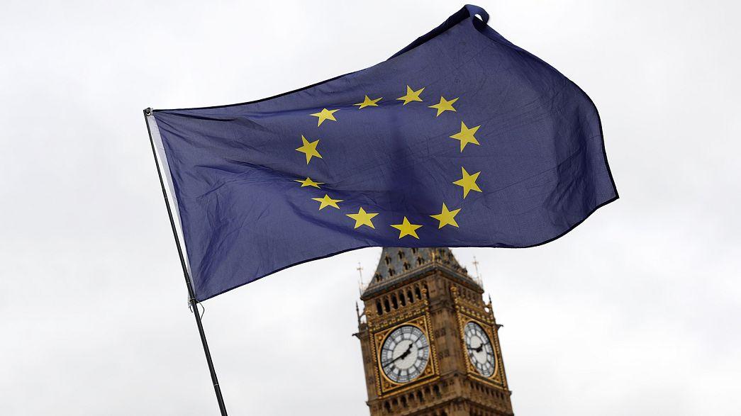 Ansiedad británica y tensiones en Irlanda del Norte: El 'brexit' va tomando cuerpo
