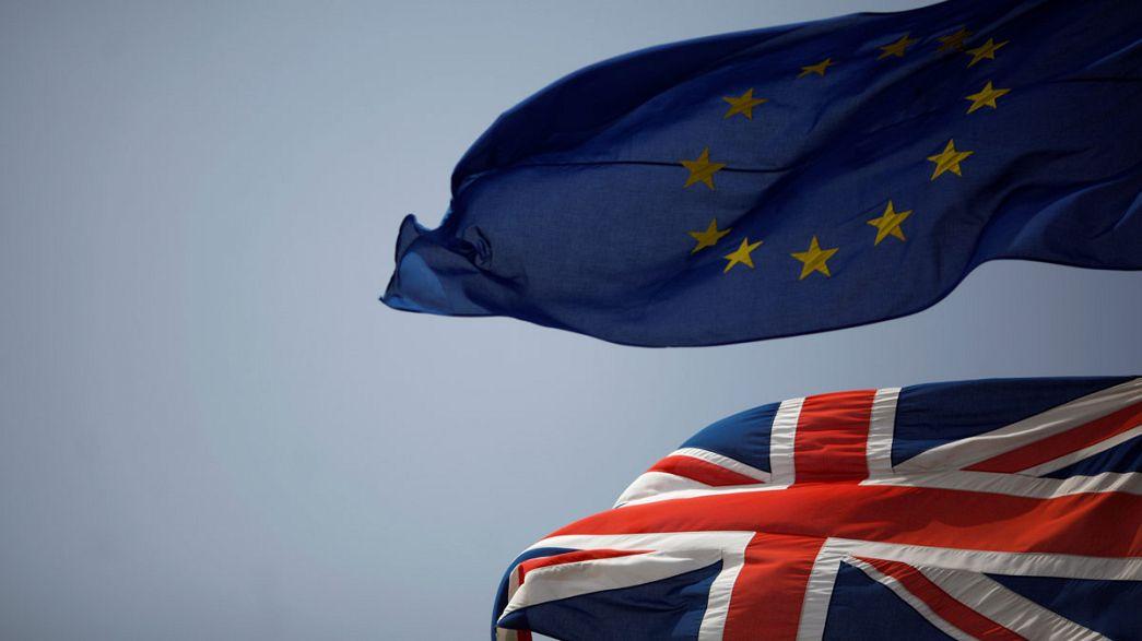 Brexit beginnt, Europa im Aufwind