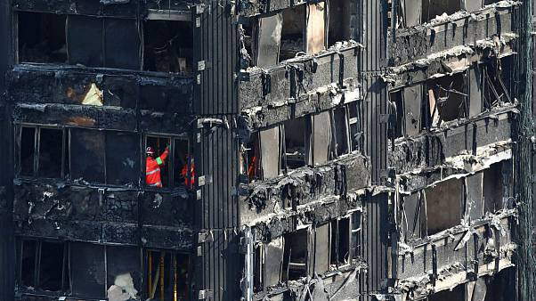 Five London tower blocks evacuated over 'fire safety concerns'