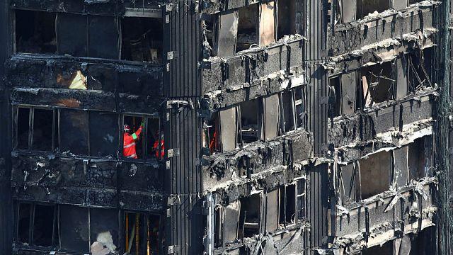 Londra yangınının sebebi arızalı buzdolabı