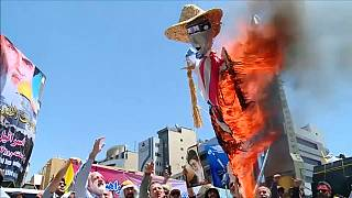 الإيرانيون ينتفضون في يوم القدس العالمي