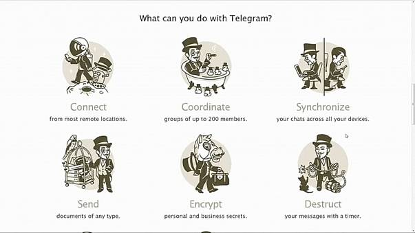 Telegram : la Russie n'apprécie pas le cryptage