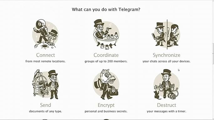 """""""Telegram"""", прощай?"""