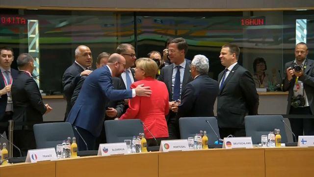 L'UE mitigée face à la proposition de Theresa May