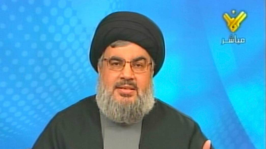 """الأمين العام لحزب الله: """"داعش هي صناعة اميركية وتمويل سعودي وخليجي وتسهيل تركي"""""""