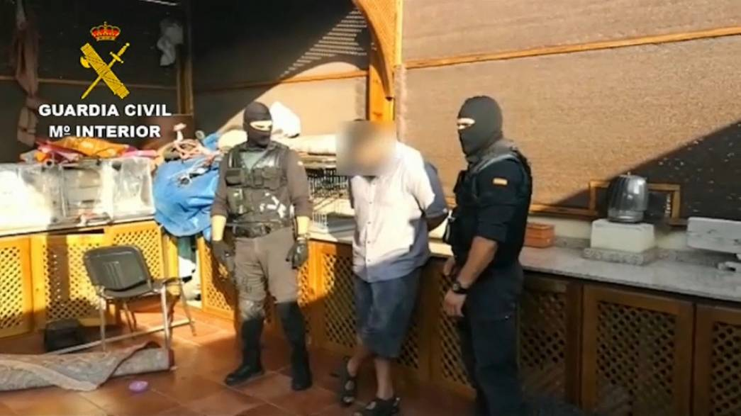 Detenido en Melilla un yihadista que enviaba combatientes a Siria
