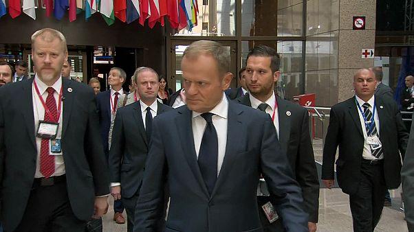 نشست سالانه رهبران اروپا؛ بر سر مدیریت بحران مهاجرت توافق نشد