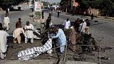 Серия взрывов в Пакистане: десятки жертв среди мирных жителей