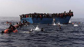 """OIM: """"2100 migranti morti nel Mediterraneo"""""""