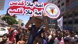 الفلسطينيون يحيون يوم القدس