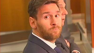 Affaire Messi : la peine convertie en amende