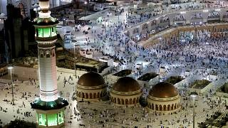 Mecca suicide attack 'foiled' after police corner would-be bomber