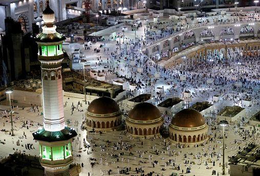 Mekka: Möglicher Anschlag auf Große Moschee vereitelt