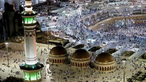 Arabia Saudí frustra un atentado contra los peregrinos en La Meca