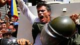 Venezuelan opposition leader: 'They're torturing me'
