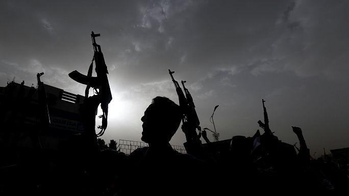 Эпидемия холеры и авиаудары по мирному населению