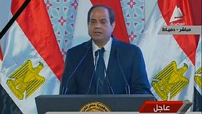 Egypt president pardons 502 prisoners ahead of Eid festivities, 25 women benefit