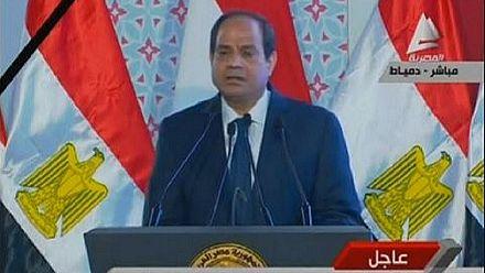 Egypt president pardons 502 prisoners ahead of Eid festivities, 25 women benefit