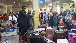 35,000 Ethiopians return from Saudi Arabia on special amnesty program