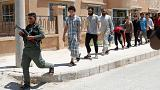 عفو ۸۳ عضو داعش به مناسبت عید فطر